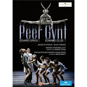 Peer Gynt Ballet DVD