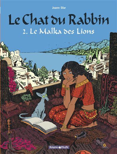 Le Chat du Rabbin - Malka des Lions (Le)