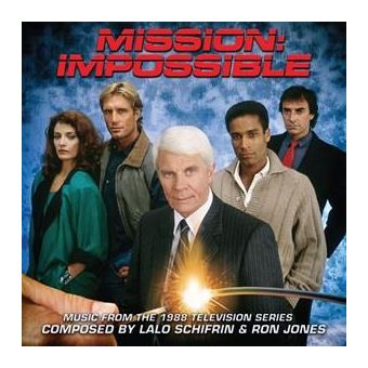 Mission Impossible 1988 TV Series