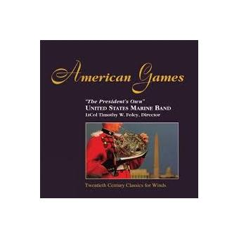 President's own us marine band - American games