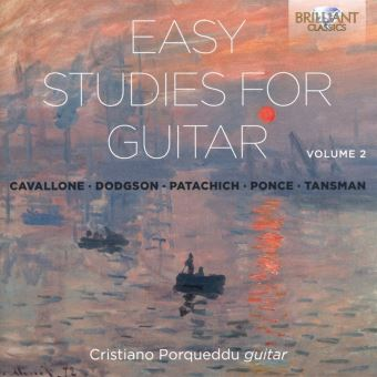 EASY STUDIES FOR GUITAR VOL 2