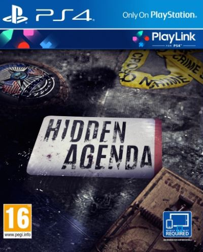 Hidden Agenda PS4 - Gamme PlayLink