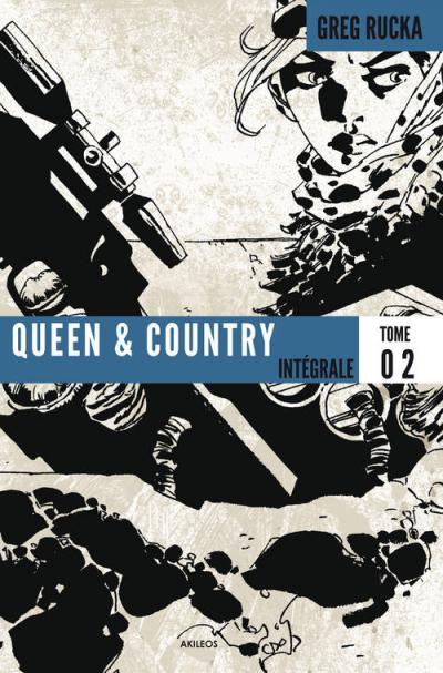 Queen & Country - Intégrale 2