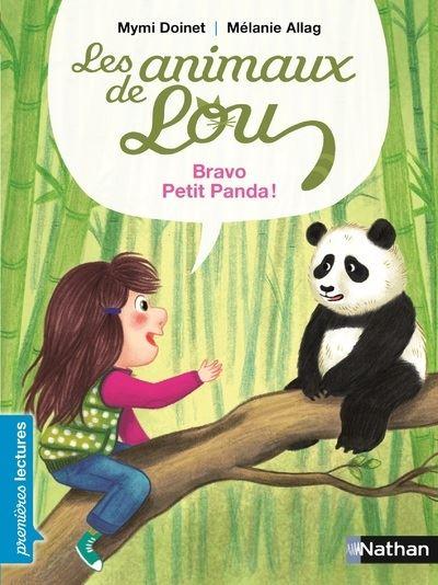 Les animaux de Lou : Bravo, petit panda !
