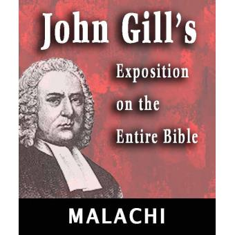 John Gills Exposition on the Entire Bible-Book of Galatians