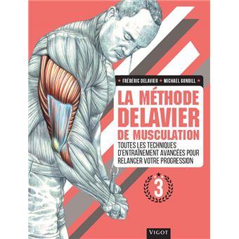 La méthode Delavier de musculation