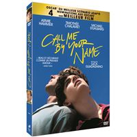 Call Me by Your Name DVD