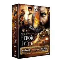 Wolfhound, l'ultime guerrier - Midnight - Dragon Sword Coffret 3 DVD