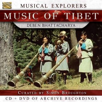 MUSICAL EXPLORERS:MUSIC OF TIBET