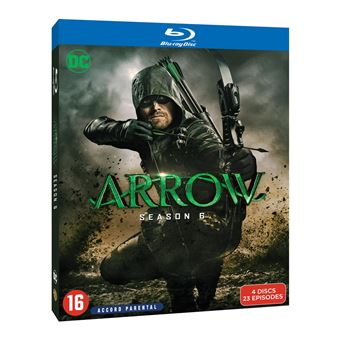 ARROW SEASON 6 (BD)(IMP)