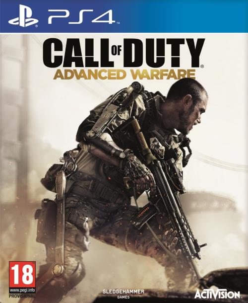 Call of Duty Advanced Warfare édition standard PS4