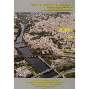 Carte archéologique de la Gaule : Béziers