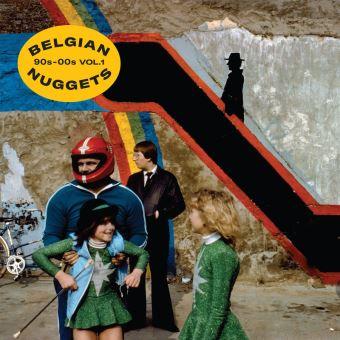 Belgian Nuggets 90s-00s Vol. 1  2 LP