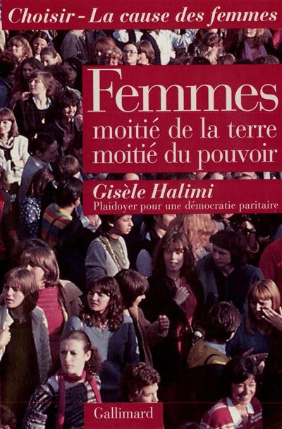 Femmes moitié de la Terre, moitié du pouvoir