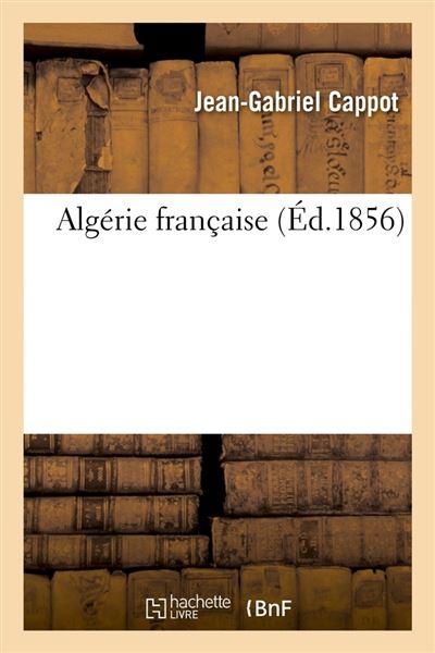 Algérie française (Éd.1856)