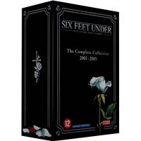 Six feet under Saisons 1 à 5 DVD