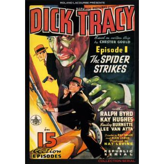 Dick Tracy Serial 12 épisodes DVD