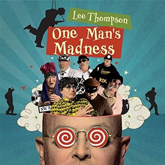 LEE THOMPSON: ONE MAN'S MADNESS/2CD