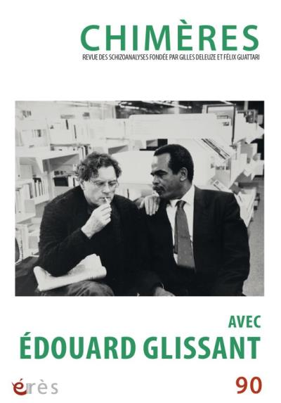 Avec Edouard Glissant