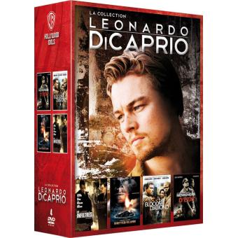 Blood Diamond - Mensonges d'Etat - Les Inflitrés - Shutter Island - Coffret