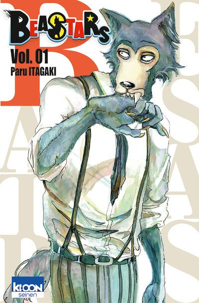 Beastars - tome 1