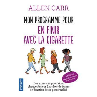 Mon Programme Pour En Finir Avec La Cigarette Poche