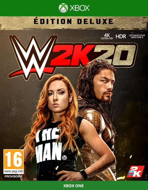 WWE 2K20 Edition Premium Xbox One