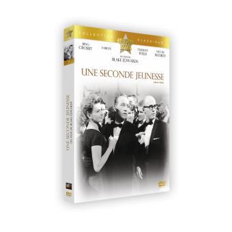 Une seconde jeunesse DVD