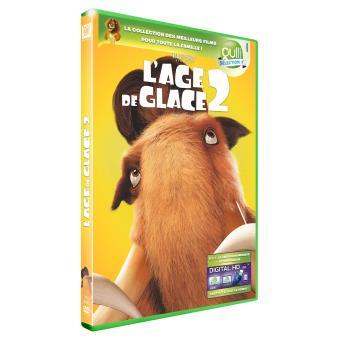 L'âge de glaceL'Age de glace 2 DVD