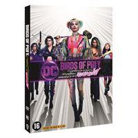 Birds of Prey et La Fantabuleuse Histoire de Harley Quinn DVD