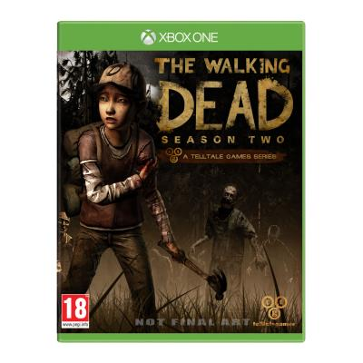 The Walking Dead Saison 2 Xbox One
