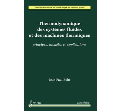 Thermodynamique des systemes f