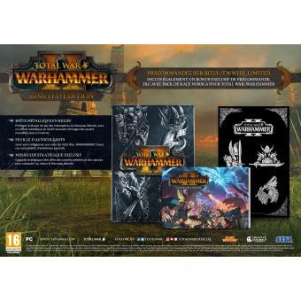 Total War Warhammer 2 Edition Limitée PC