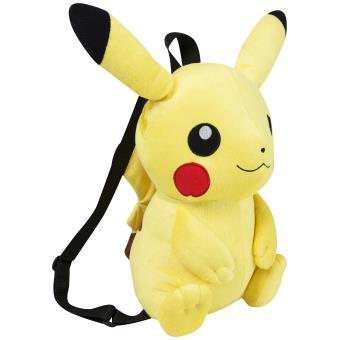 Sac dos pikachu pok mon personnage en peluche achat - Images de pikachu ...