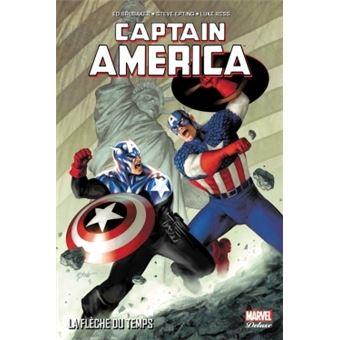 Captain AmericaCaptain america : la fleche du temps