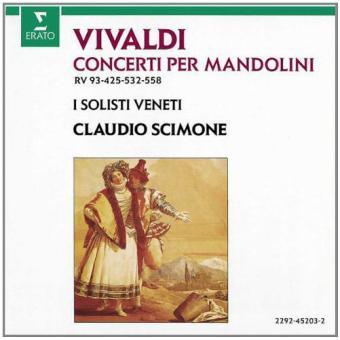Concertos pour mandoline