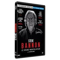 Steve Bannon : Le grand manipulateur DVD