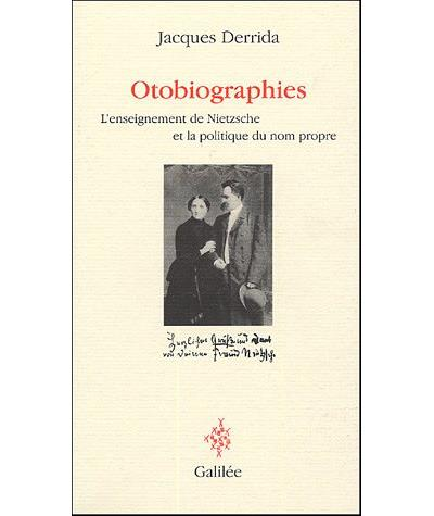 Otobiographies ned