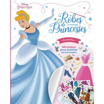 Disney PrincessesPRINCESSES - Robes de Princesses - Cendrillon