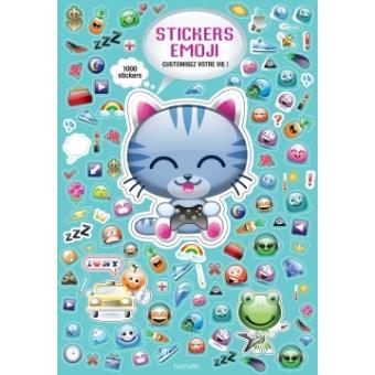 Livre De Stickers Emoji