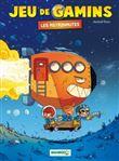 Jeu de gamins - tome 4 - Les astronautes