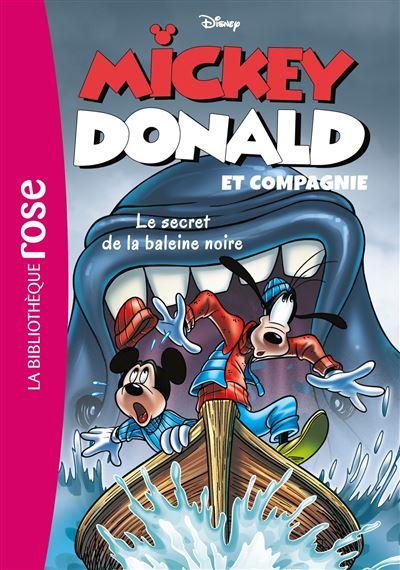 Mickey, Donald et Compagnie 08 - Le secret de la baleine noire