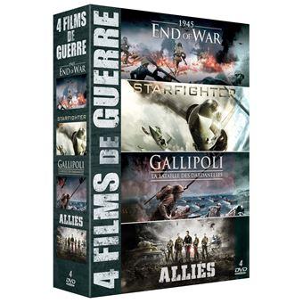 Films de guerre/gallipoli/allies/starfighter