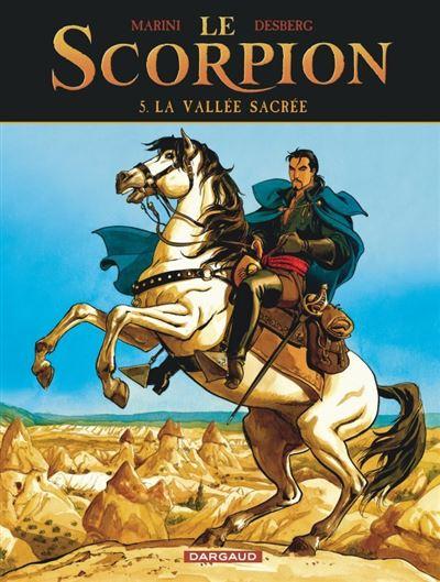 Le Scorpion - La Vallée sacrée (Nouvelle maquette)