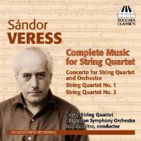Musique pour quatuor à cordes - Intégrale