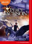 Percy Jackson. 3, Le sort du Titan / Rick Riordan | Riordan, Rick (1964-....). Auteur
