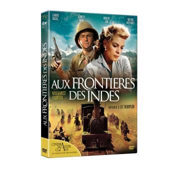 Aux frontières des Indes DVD