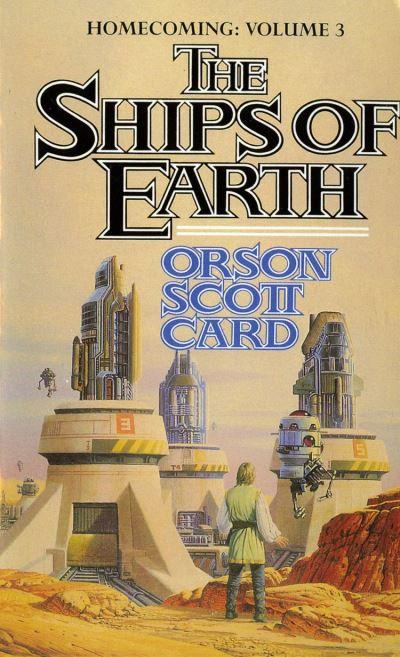 Ships of earth