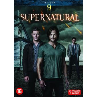 SUPERNATURAL (SEASON 9)(IMP)
