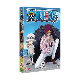 One Piece DressrosaCoffret One Piece Dressrosa Volume 5 DVD